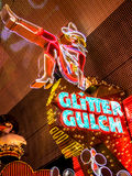 Glitter Gulch Stock Photos