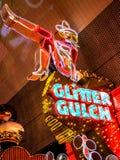 Glitter Gulch Stock Photos
