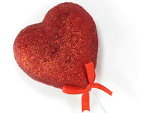 Glitter Heart Royalty Free Stock Photos