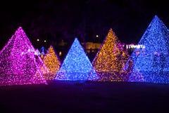 Glitter light background Stock Images