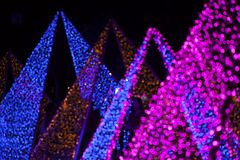 Glitter light background Stock Photos