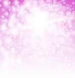 Glitter Magic Background with Copy Space for Your Royalty Free Stock Photography