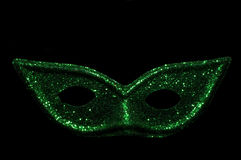 Glitter mask royalty free stock photos