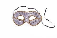 Glitter Masquerade Mask Stock Photography