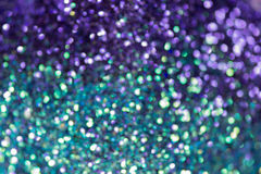 Glitter natural bokeh texture Royalty Free Stock Photography