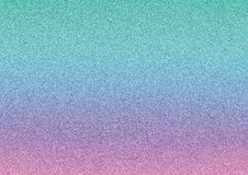Glitter rainbow texture background, Luxury glitter rainbow background stock illustration