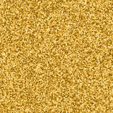 Glitter sequins golden abstract background. Vector illustration Royalty Free Stock Image