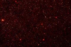 Glitter sky Stock Image