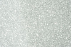 Glitter sparkle background. Glitter sparkle gold background, Defocused abstract silver lights on background stock photography