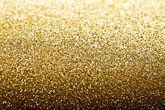 Glitter sparkles dust Stock Images