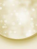 Glitter sparkles shallow DOF. EPS 8 Royalty Free Stock Photography