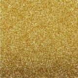 Glitter texture gold background design, vector illustration. Design royalty free illustration