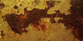 Glitter textured background. Wallpaper, template stock photography