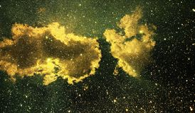 Glitter texturerade molnbakgrundsmallen, diagrammalldesign royaltyfria foton