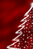 Glitter Tree Stock Images