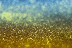 Glitter vintage lights background. defocused. Colorful glittery surface Royalty Free Stock Photo