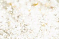 Glitter vintage lights background stock photos