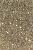 Glitterati del oro Imagenes de archivo