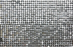 Glittering background. With small reflecting circles royalty free stock images