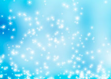 Glittering background Stock Image