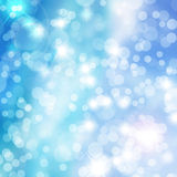 Glittering background. Blue glittering background, raster artwork Stock Images