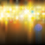 Glittering Background stock images