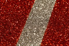 Glittering Christmas background Royalty Free Stock Images