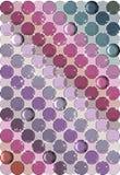 Glittering Circles Stock Photo