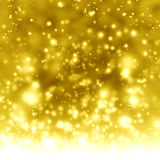 Glittering gold background Royalty Free Stock Photography