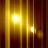 Glittering gold background. With some smooth lights and sparkles Royalty Free Stock Image