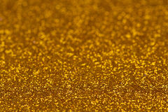 Glittering gold background texture Royalty Free Stock Image