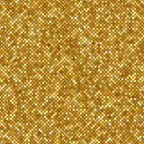 Glittering Gold Texture for your design. Seamless pattern in the form of a pebble like golden dust.Golden metallic small fi vector illustration