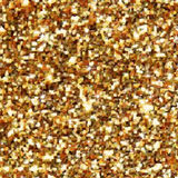 Glittering Gold Texture for your design. Seamless vector pattern in the form of a pebble like golden dust. Golden metallic small f vector illustration
