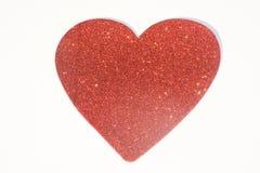 Glittering Heart Royalty Free Stock Photos