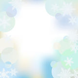 Glittering lights background Stock Photography