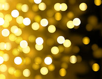 Glittering lights background vector Stock Photography