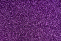 Glittering lilac paper sheet. Violet texture background. Sparkling purple pattern Royalty Free Stock Image