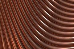 Glittering metallic Stock Image