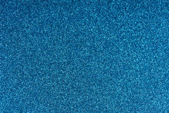 Glittering paper sheet texture background. Sparkling blue pattern Royalty Free Stock Photos