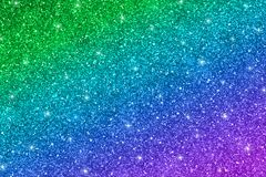 Glittering particles background with colored effect. Abstract glittering particles background with colored effect Stock Image