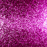Glittering pink background Stock Image