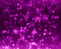 Glittering pink background. With some smooth lights and sparkles royalty free stock photography