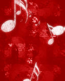 Glittering red background Royalty Free Stock Images