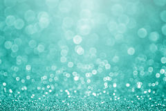 Teal Turquoise Aqua Glitter Background. Teal turquoise and aqua glitter sparkle gala celebration background Royalty Free Stock Image