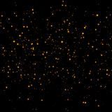 Glittering sparkle background Royalty Free Stock Images