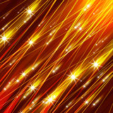 Glittering stars Royalty Free Stock Photography