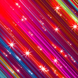 Glittering stars Royalty Free Stock Images