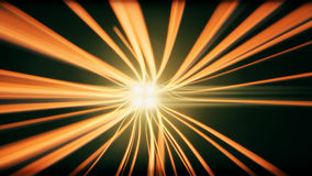 Glittering stars with sparkling trail abstract background Stock Image