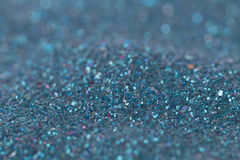 Glitters for background, template or presentation Stock Photo