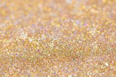 Glitters for background, template or presentation Royalty Free Stock Images